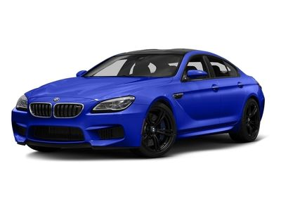 2016 BMW M6 $148,545 MSRP M6 COMPETITION PKG M'CERAMIC BRAKES EXECUTIVE B+O - Click to see full-size photo viewer
