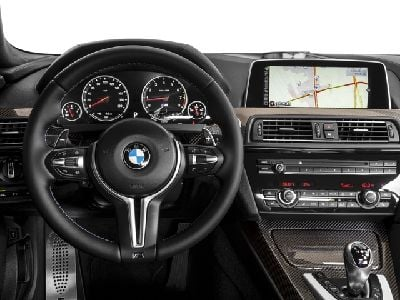 2016 BMW M6 6 SPEED MANUAL GRANCOUPE DRIVING ASSIST PLUS CAMERA HARMANKARDON - Click to see full-size photo viewer