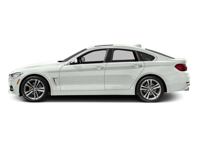 2016 BMW 4 Series 428i xDrive Gran Coupe Sedan