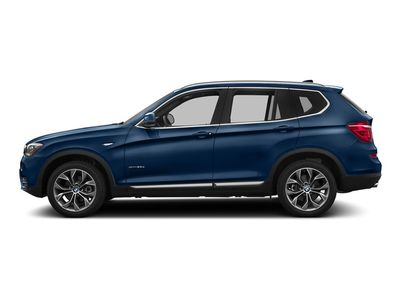 2016 BMW X3 xDrive28i - Click to see full-size photo viewer