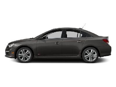 2016 Chevrolet Cruze Limited 4dr Sedan LTZ