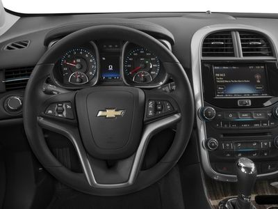 2016 Chevrolet Malibu Limited 4dr Sedan LT - Click to see full-size photo viewer