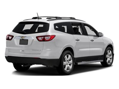 2016 Chevrolet Traverse FWD 4dr LT w/1LT - Click to see full-size photo viewer