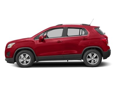 2016 Chevrolet Trax FWD 4dr LT SUV
