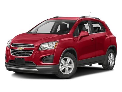 2016 Chevrolet Trax FWD 4dr LT - Click to see full-size photo viewer
