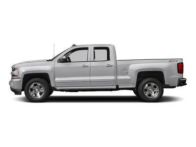"2016 Chevrolet Silverado 1500 4WD Double Cab 143.5"" LT w/1LT Truck"