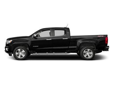 2016 Chevrolet Colorado CREW CAB 140.5 Z71 Truck