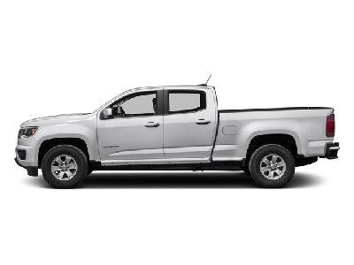 "2016 Chevrolet Colorado 4WD Crew Cab 128.3"" LT Truck"