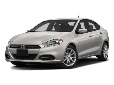 2016 Dodge Dart 4dr Sedan SXT - Click to see full-size photo viewer