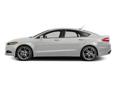 2016 Ford Fusion 4dr Sedan Titanium AWD
