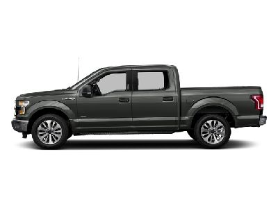 "2016 Ford F-150 4WD SuperCrew 145"" XLT Truck"