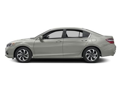 2016 Honda Accord EX-L w/Navigation and Honda Sensing Sedan