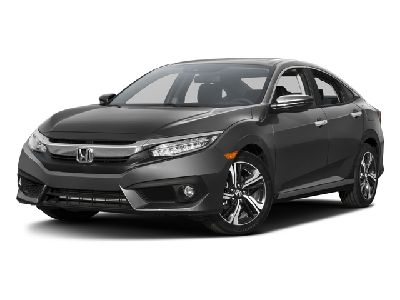 2016 Honda Civic Sedan 4dr CVT Touring - Click to see full-size photo viewer