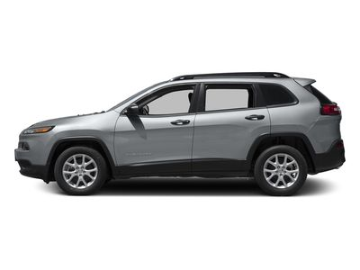2016 Jeep Cherokee 4WD 4dr Sport SUV