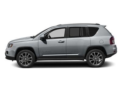 2016 Jeep Compass 4WD 4dr Latitude SUV