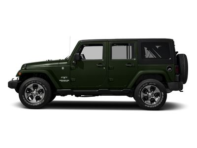 2016 Jeep Wrangler Unlimited 4WD 4dr Sahara SUV