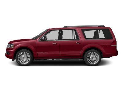 2016 Lincoln Navigator L 4WD 4dr Select SUV