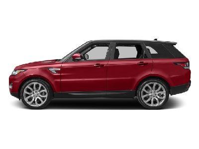 2016 Land Rover Range Rover Sport 4WD 4dr V8 SUV