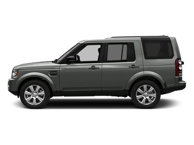 2016 Land Rover LR4 4WD 4dr HSE Silver Edition SUV