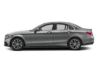 2016 Mercedes-Benz C-Class 4dr Sedan C 300 4MATIC