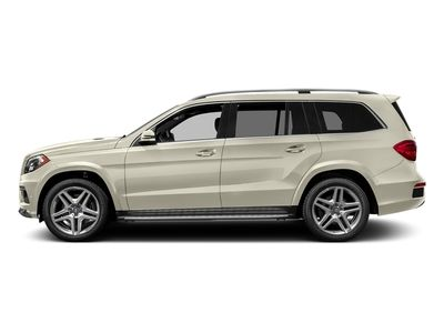 2016 Mercedes-Benz GL 4MATIC 4dr GL 350 BlueTEC SUV