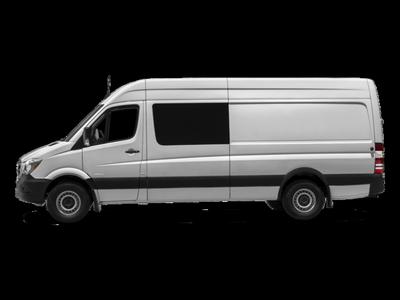 New 2016 Mercedes-Benz Sprinter Crew Vans