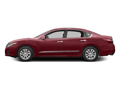 2016 Nissan Altima 4dr Sedan I4 2.5 SV