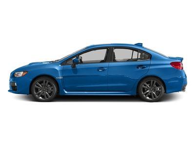 2016 Subaru WRX 4dr Sedan Manual Premium