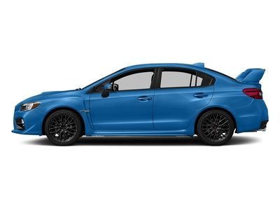 2016 Subaru WRX STI 4dr Sedan