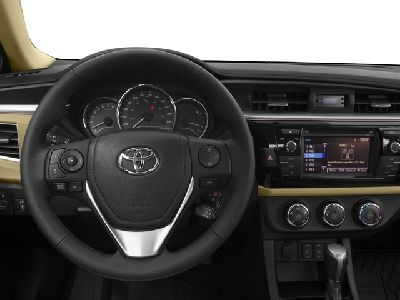 2016 Toyota Corolla 4dr Sedan CVT LE Plus - Click to see full-size photo viewer