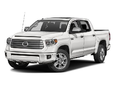 2016 Toyota Tundra 1794 Edition CrewMax 5.7L V8 FFV 4WD 6-Speed Automatic - Click to see full-size photo viewer
