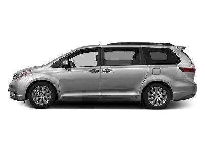 2016 Toyota Sienna 5dr 7-Passenger Van XLE Premium AWD