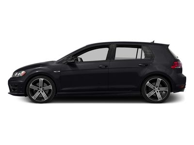 2016 Volkswagen Golf R 4dr Hatchback Manual