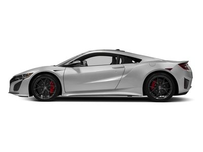 New 2017 Acura NSX SH-AWD Coupe