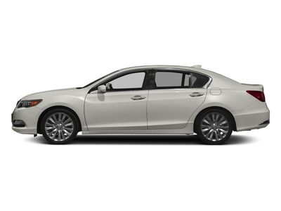 New 2017 Acura RLX Advance Package Sedan