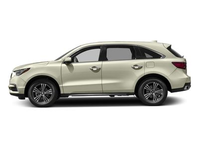 New 2017 Acura MDX 3.5L AWD SUV