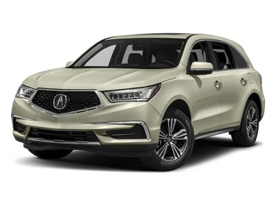2017 Acura MDX 3.5L AWD - Click to see full-size photo viewer