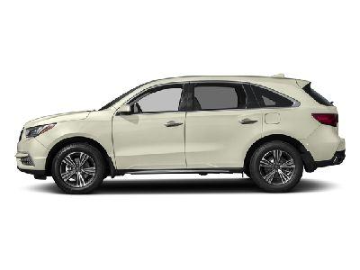 New 2017 Acura MDX 3.5L SUV