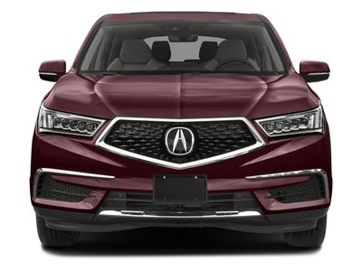 2017 Acura MDX 3.5L SH-AWD w/Technology & Entertainment Pkgs - Click to see full-size photo viewer