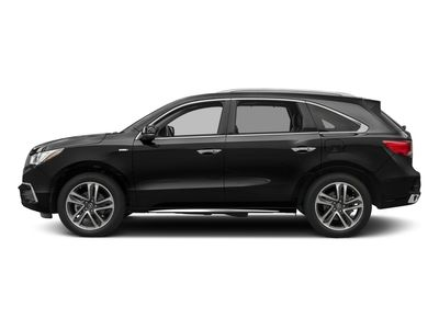 New 2017 Acura MDX 3.0L w/Advance Package SUV