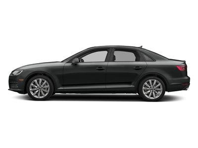 2017 Audi A4 2.0 TFSI Automatic Season of Audi Premium quattro AWD