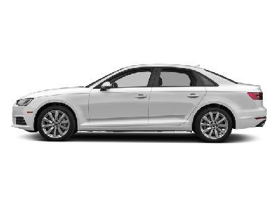 2017 Audi A4 2.0 TFSI Automatic Premium quattro AWD Sedan