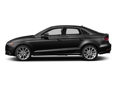 2017 Audi A3 Sedan 2.0 TFSI Premium FWD