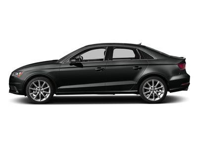 2017 Audi A3 Sedan 2.0 TFSI Premium quattro AWD
