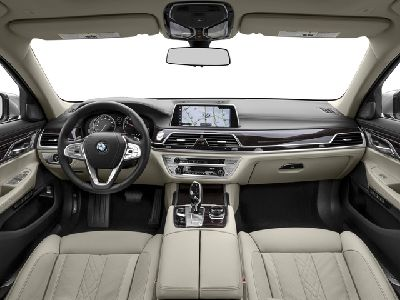 2017 BMW 7 Series 750i XDRIVE M'SPORT DRIVER ASSIST II APPLE PLAY REAR ENT C/WEATH - Click to see full-size photo viewer