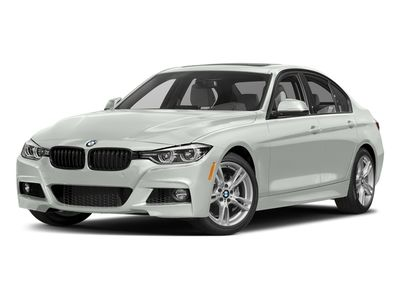 2017 BMW 3 Series M'SPORT TRACK HANDLING PK DRIVING ASSIST PLUS COLD WEATHER TECH - Click to see full-size photo viewer