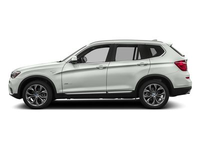 New 2017 BMW X3 xDrive28i SUV