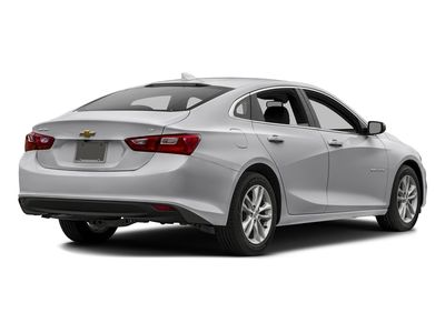 2017 Chevrolet Malibu 4dr Sedan LT w/1LT - Click to see full-size photo viewer