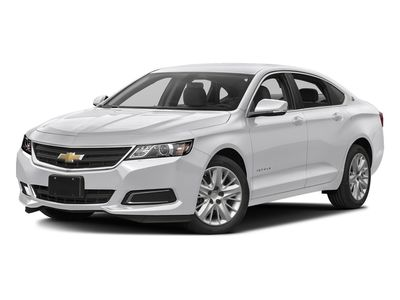 2017 Chevrolet Impala 4dr Sedan LS w/1LS - Click to see full-size photo viewer