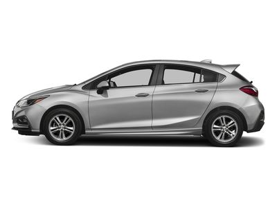 2017 Chevrolet CRUZE 4dr Hatchback Automatic LT - Click to see full-size photo viewer
